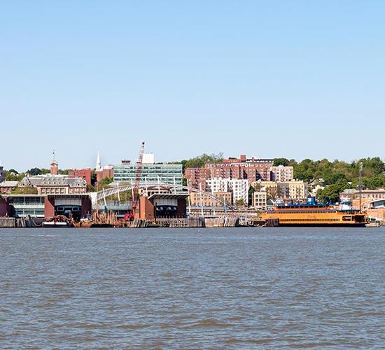 Ferry Terminal Parking Staten Island