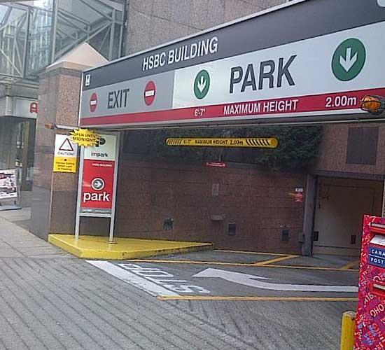 Vancouver Parking   Impark