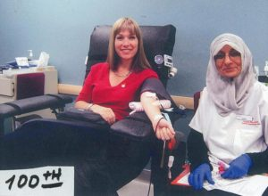 Impark Vancouver: Giving Back By Giving Blood