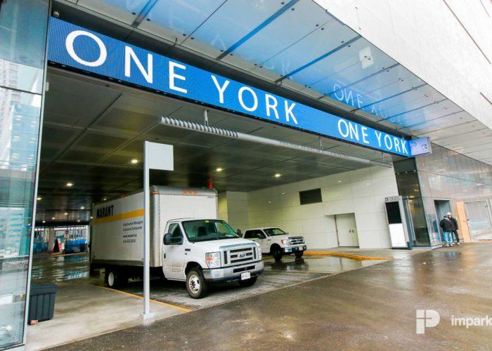 One York Parkade