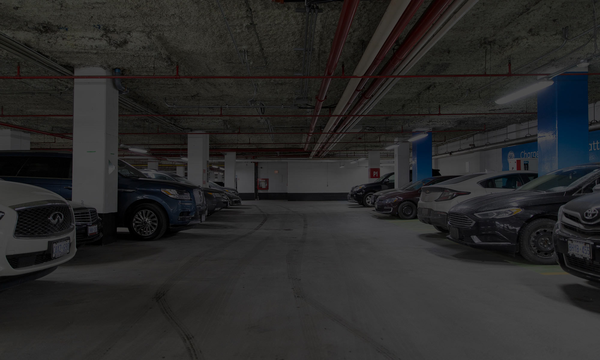 Edison Centre Parking Garage | Toronto Parking | Impark